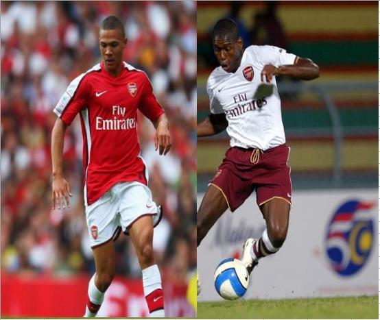 Tyreece John Jules Wallpaper: Gibbs And Emmanuel-Thomas Join Wilshere In Squad For