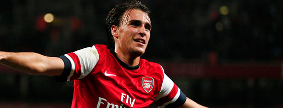 Ignasi Miquel could be set for a return to face the side against whom he made his second-string debut four years ago.