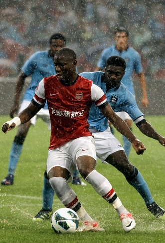 Afobe has previously spent spells with Huddersfield Town and Reading.