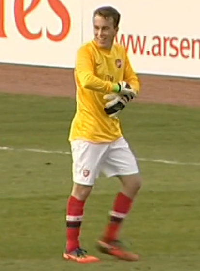 This was the second time an outfield player has gone in goal for the U18s this season. Isaac Hayden did so against Norwich in September.