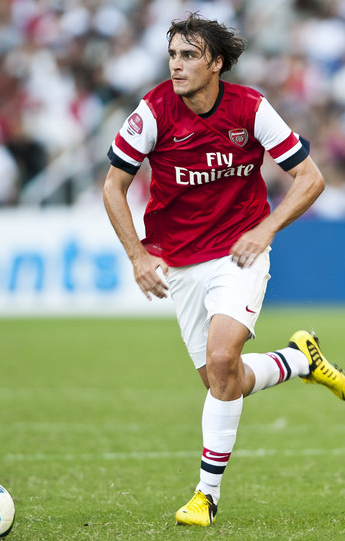 Miquel has played 14 times for the Arsenal first-team