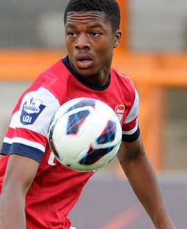 Chuba Akpom featured in the competition last season as a schoolboy