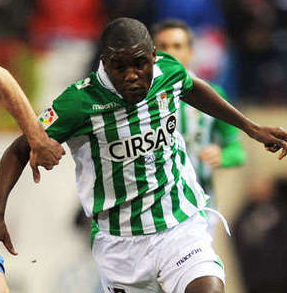 It has been suggested that Joel Campbell's loan deal with Real Betis could be extended for a further season