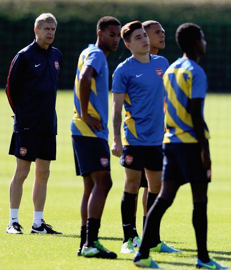 Tyreece John Jules Wallpaper: Zelalem Or Hayden Could Replace Oxlade-Chamberlain In