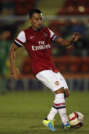 Nico Yennaris is one of several players who are unavailable at present.  (Ben Hoskins/Getty Images Europe)
