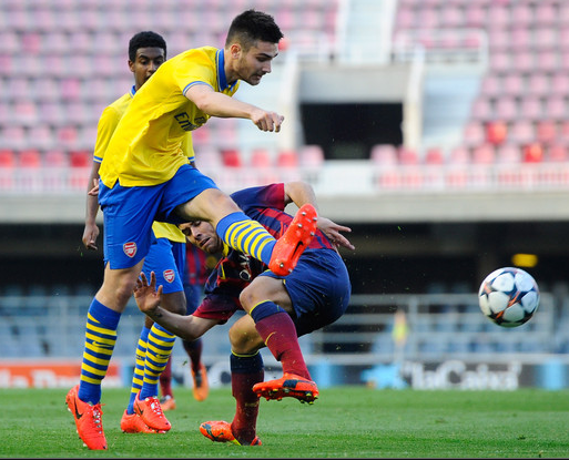 Toral was impressive on his return to Barcelona this week