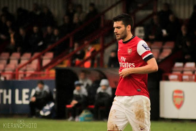 Toral took his tally for the season to seven goals in all competitions. Photo by Kieran Clarke.