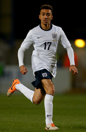 Ormonde-Ottewill is an England U19 international Dave Thompson/Getty Images Europe