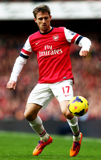 Nacho Monreal is one of the senior players likely to be involved Clive Mason/Getty Images Europe
