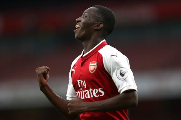 Eddie+Nketiah+Arsenal+v+Manchester+City+Premier+JxHcrEIsPF1l