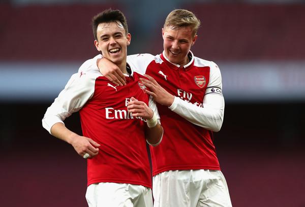 Arsenal+v+Blackpool+FA+Youth+Cup+Semi+Final+_jFOMSH1KiWl