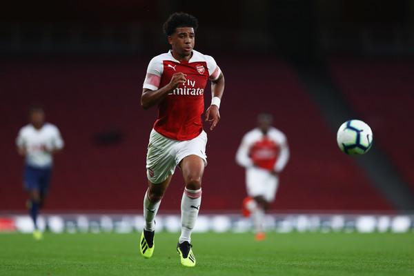 Xavier+Amaechi+Arsenal+vs+Tottenham+Hotspur+AcZeSgnEqBql
