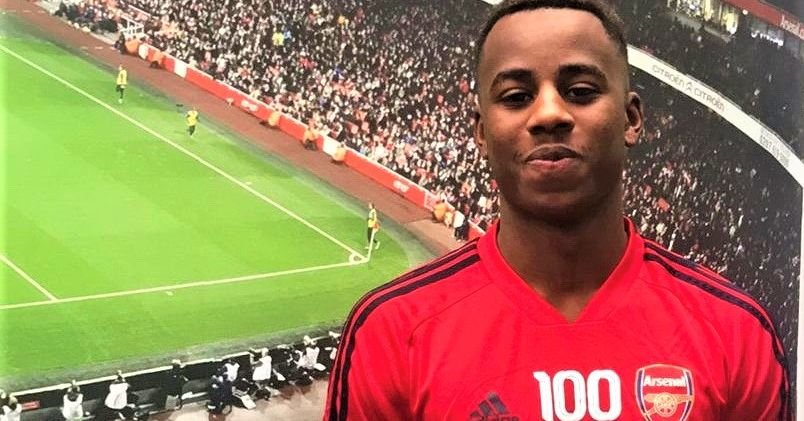 Report – Arsenal complete signing of George Lewis | Jeorge Bird's ...